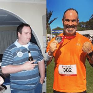 Bob Running Transformation